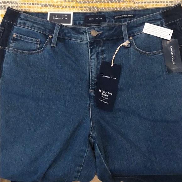Charter Club Denim - Blue jeans
